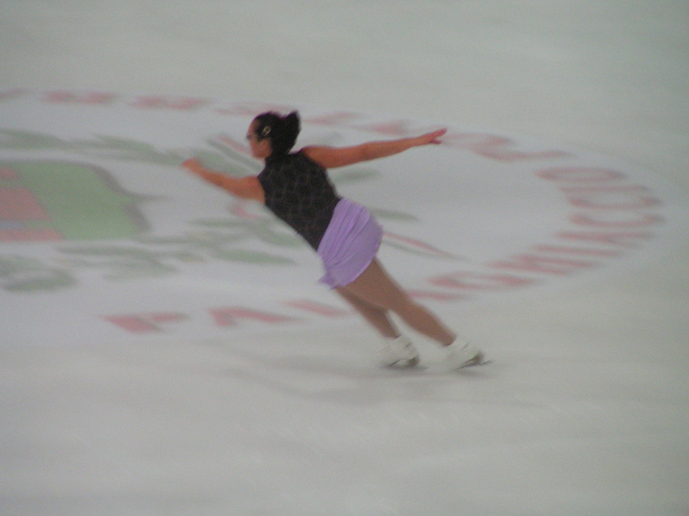 danza artistica su ghiaccio