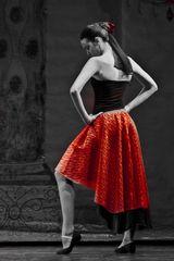 danza in rosso
