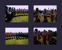 Danzando in controluce 2...arrivano le fanciulle...