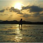 ...danzando sul mare...
