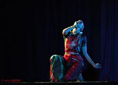 Danzatrice di Bharanatyam