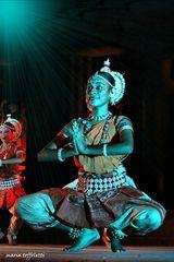 Danzatrice di Odissi