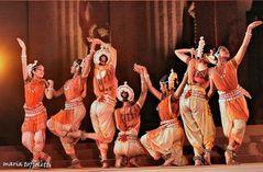 Danzatrici di Odissi