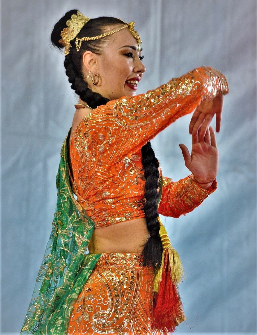 Danze d'Oriente