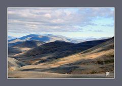 Ôdaoahraunou désert nordique