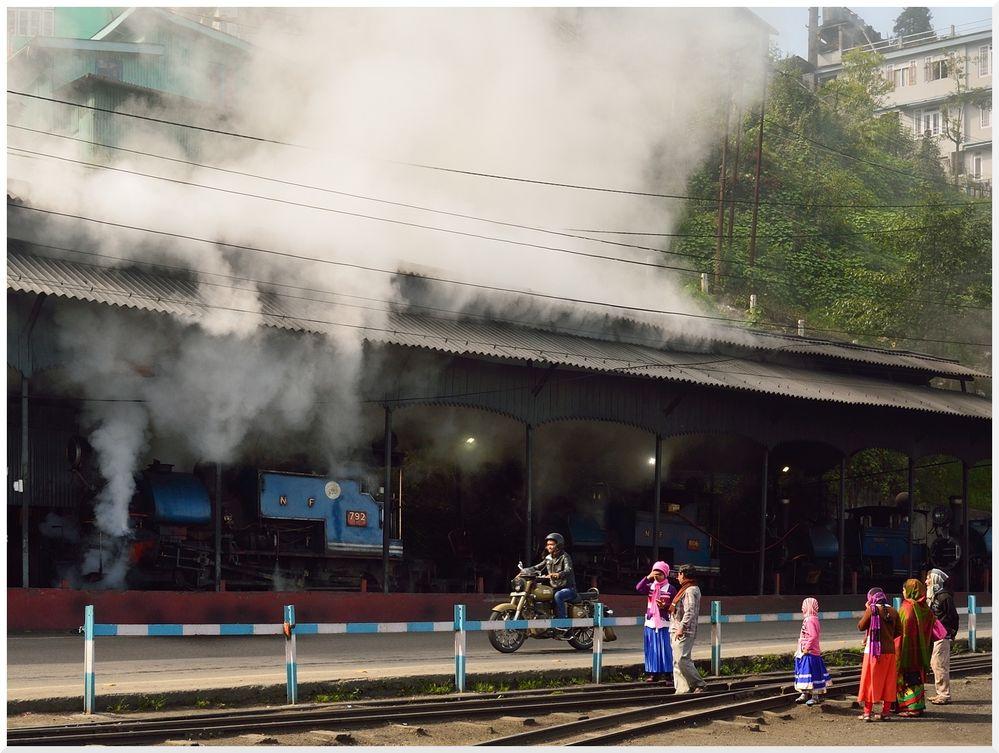 Darjeeling in Dampf III