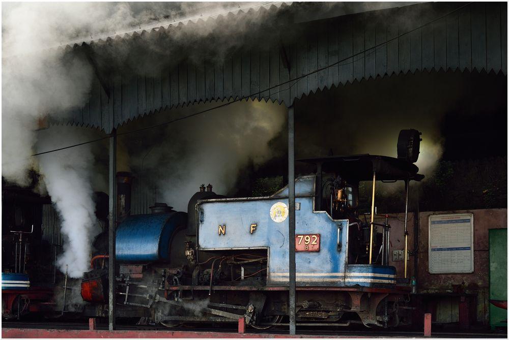 Darjeeling in Dampf IV
