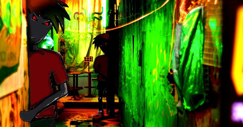 Dark Alley Boys