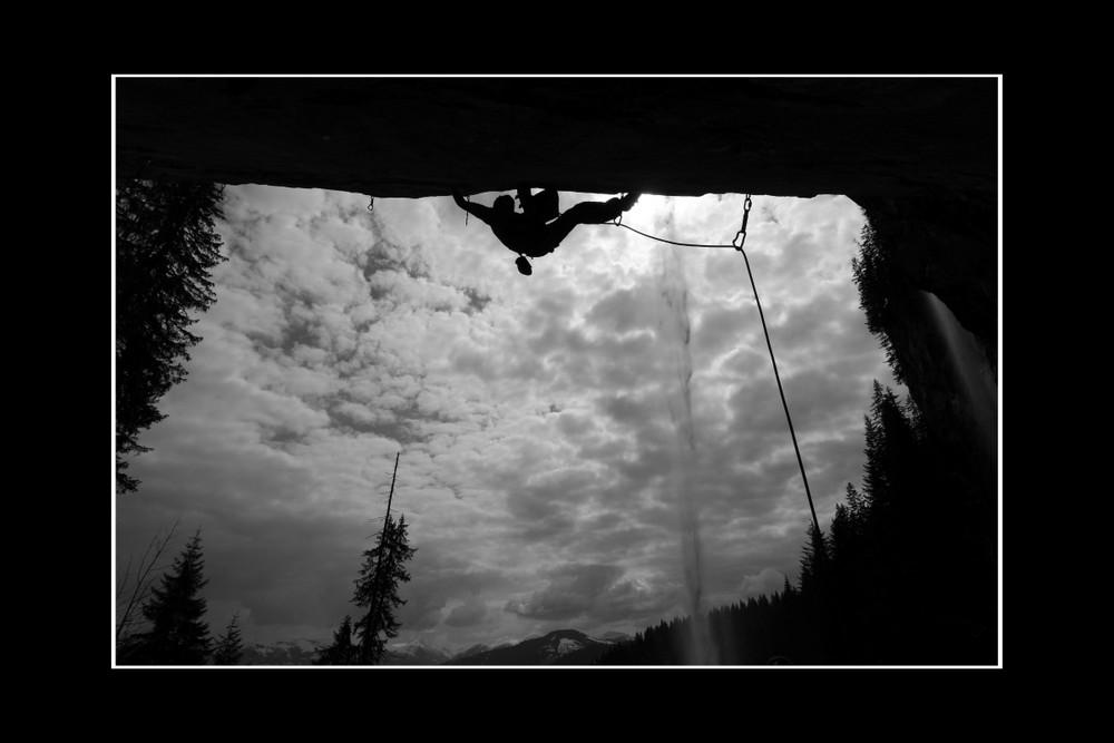 dark climb