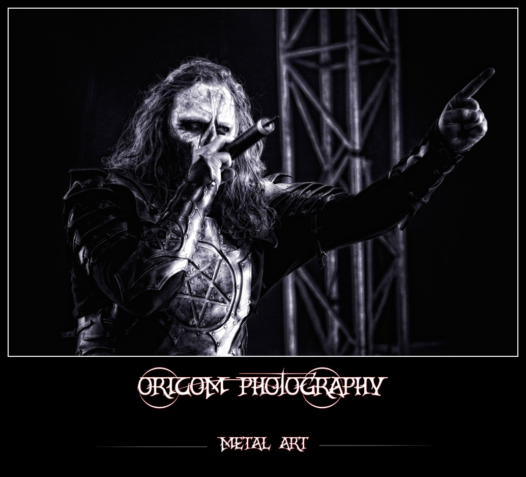 Dark Funeral - Hellfest 2010