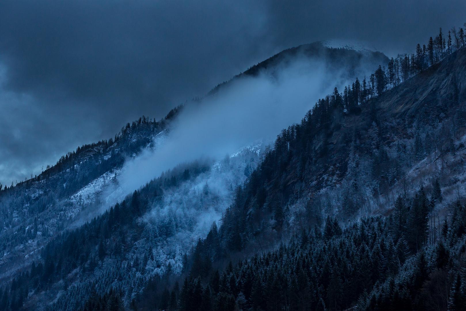*Dark Mountains