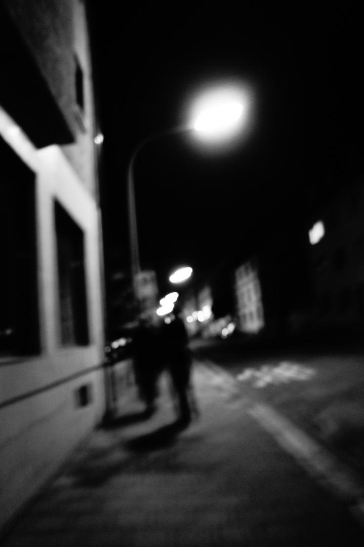 Dark Movement