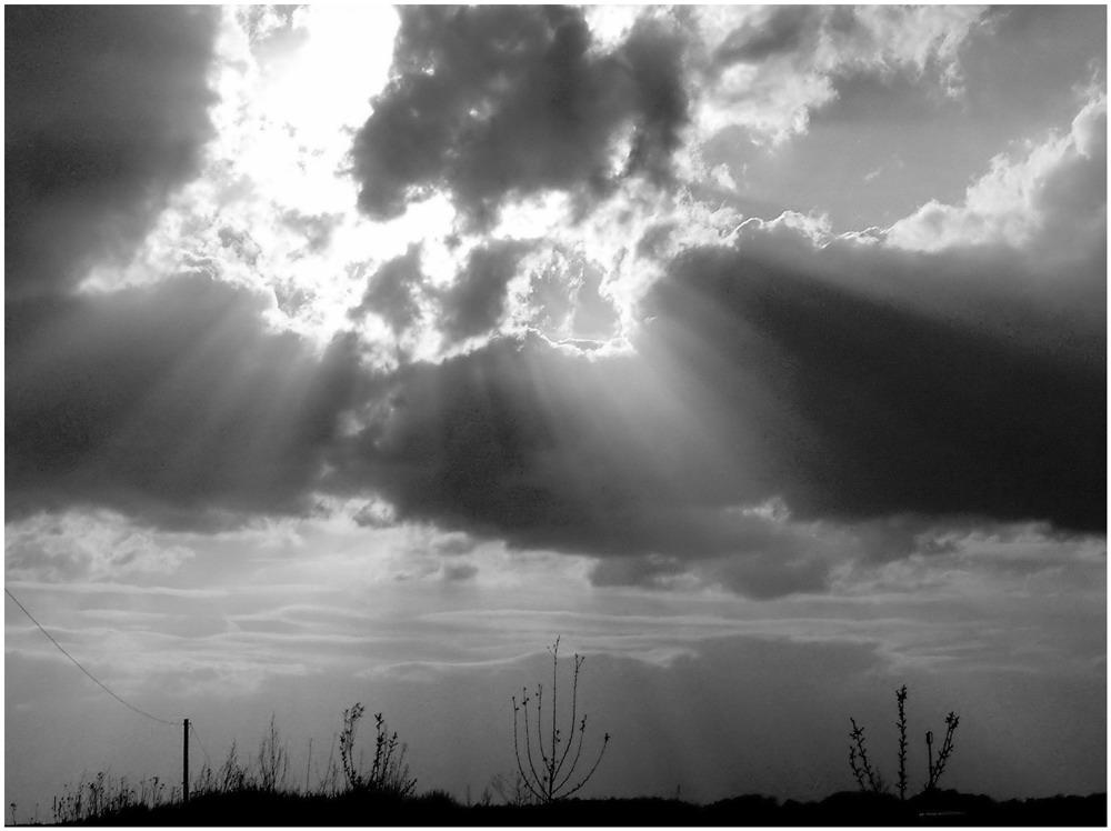 Dark Sky... bright Light