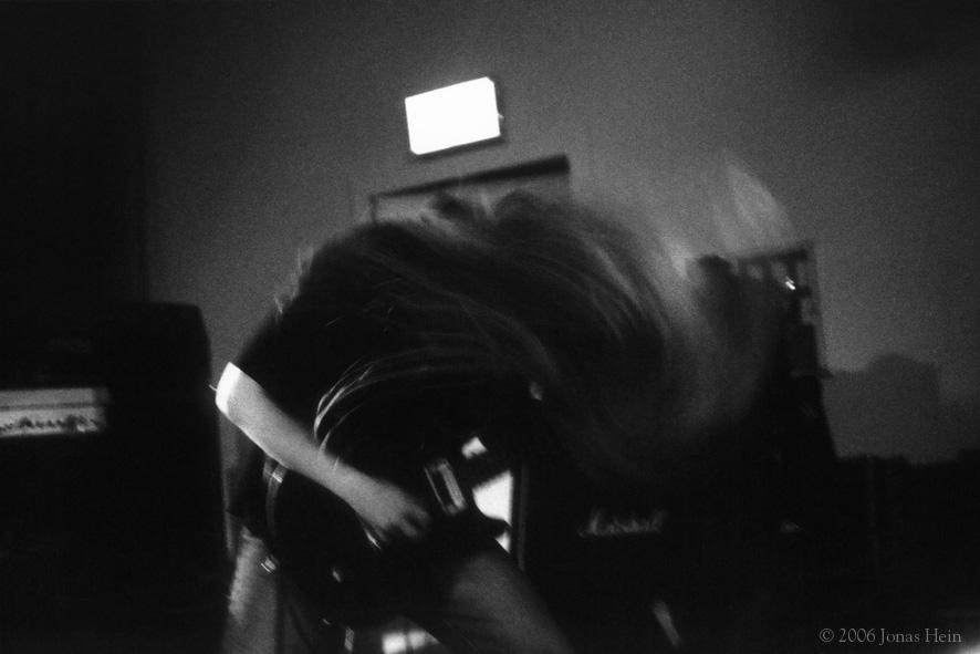 """Dark Suns' Torsten Wenzel at """"10 Jahre Prophecy Konzertnacht"""""""