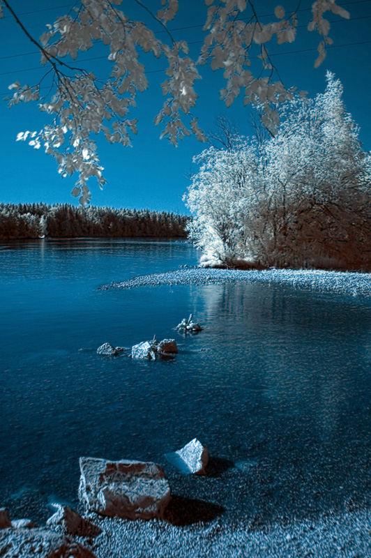 Dark Water - Bright Light I