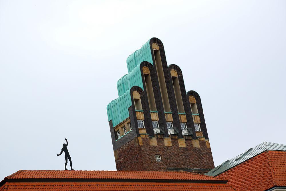 Darmstadt - Hochzeitsturm (I)