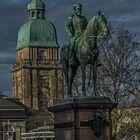 Darmstadt - Reiterdenkmal