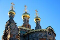Darmstadt - Russische Kapelle - Detail