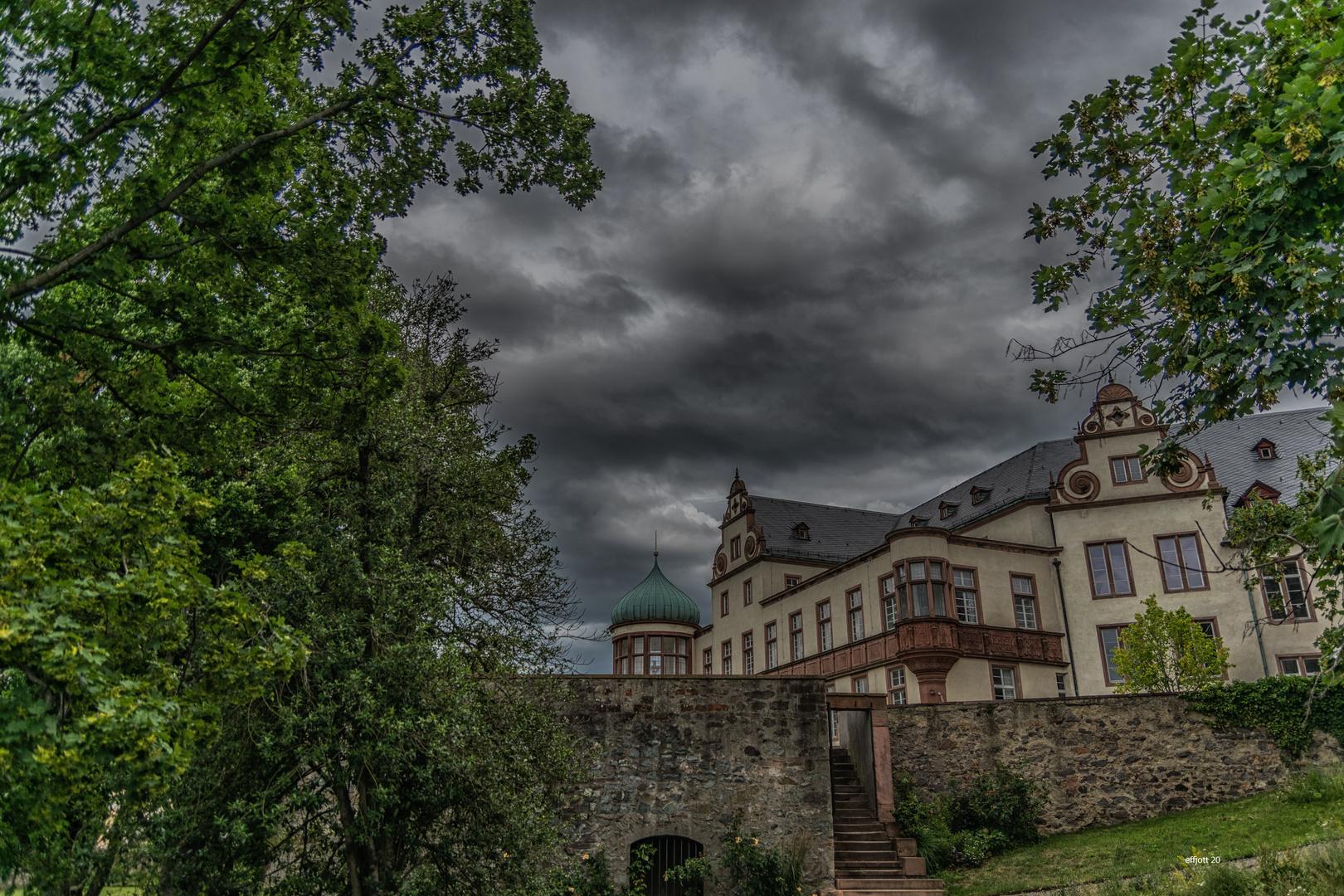 Darmstadt - Schloßgarten