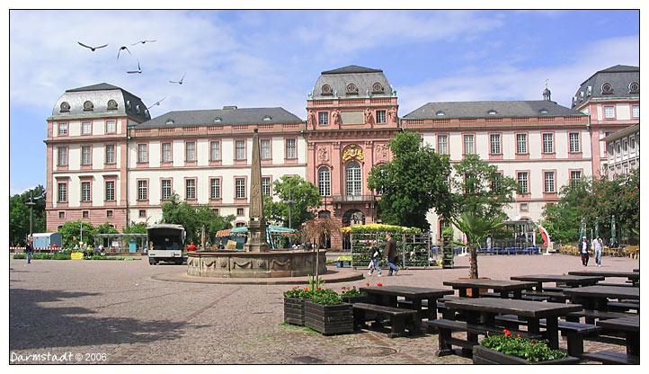 Darmstädter Schloss
