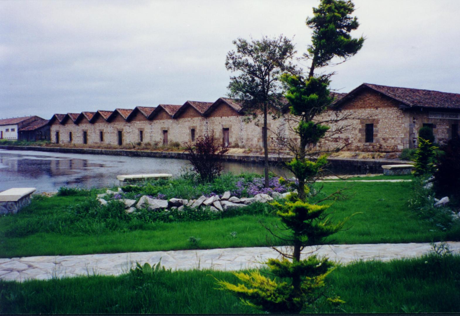 Darsena Canal de Castilla Alar del Rey