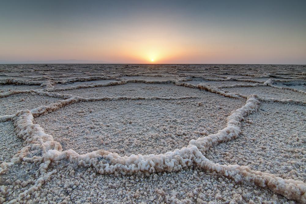 Daryacheh - ye Namak / Kavir Wüste / Maranjab / Iran