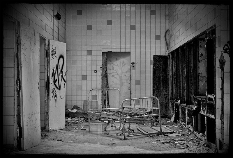 """"""" das 10 001 Foto von Beelitz Heilstätten """""""