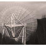 Das 100-m-Radioteleskop Effelsberg