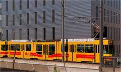 Das 10er Tram der BLT