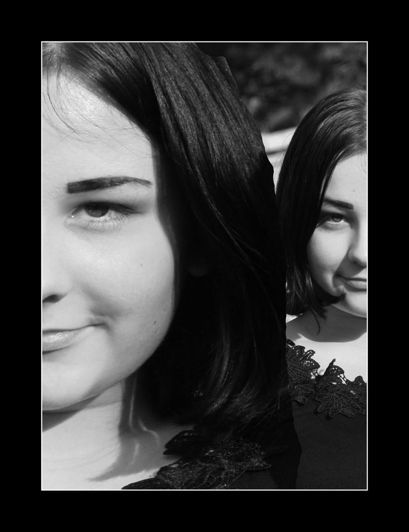 Das 2 Gesicht
