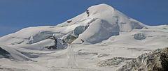 Das 4027m hohe Allalinhorn wurde für mich zum wichtigsten 4000er der Alpen...