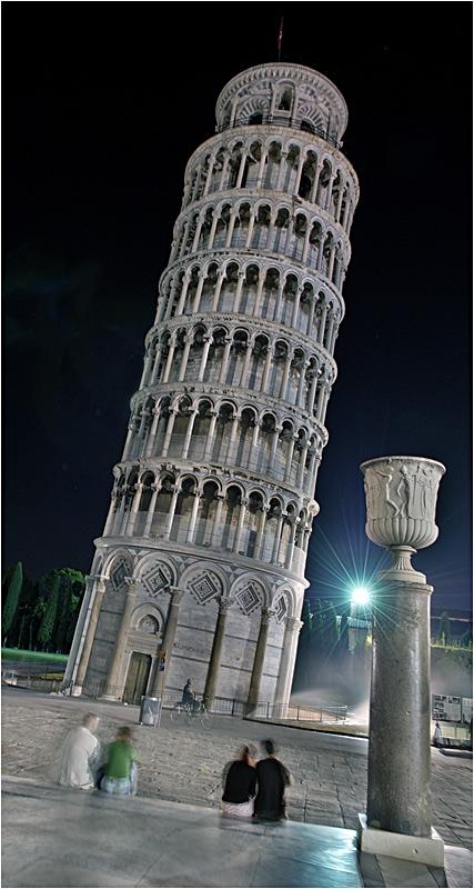 das 4te und wohl auch letzte Foto vom Turm