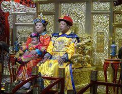 Das alles und noch viel mehr, würd' ich machen, wenn ich Kaiser von China wär'