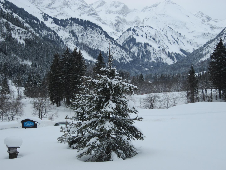 Das Allgäu kann Winter (Oberstdorf Feb 2011)