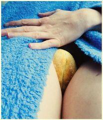 Das alltägliche Brot im Morgenmantel als Pendant zum Würstchen im Schlafrock