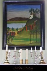Das Altarbild von Möðrudalur
