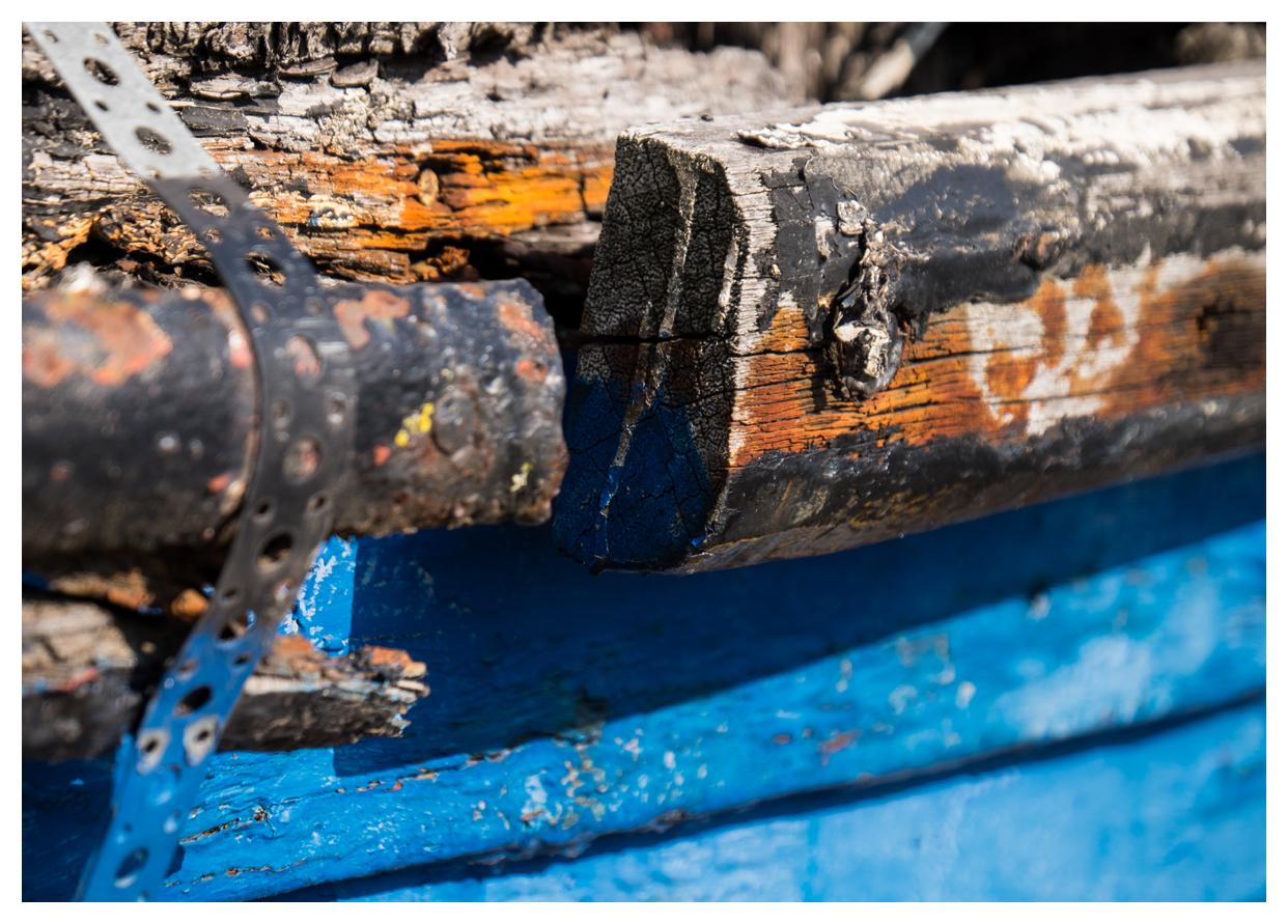 das alte Boot