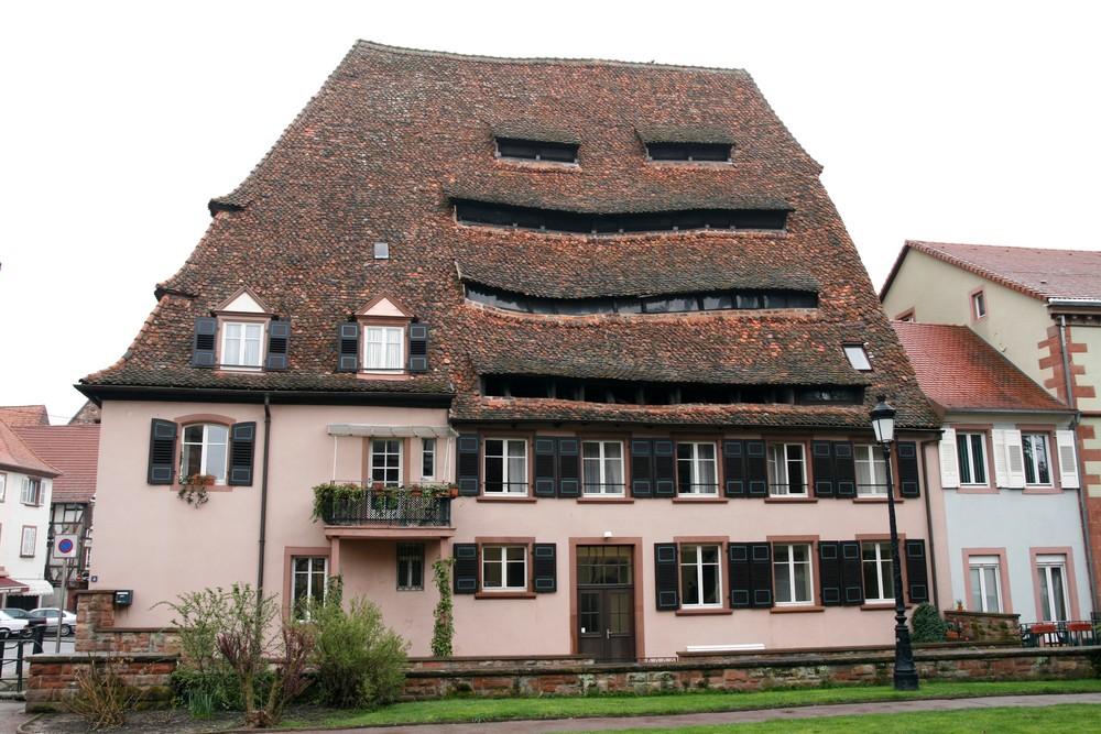 Das alte Dach