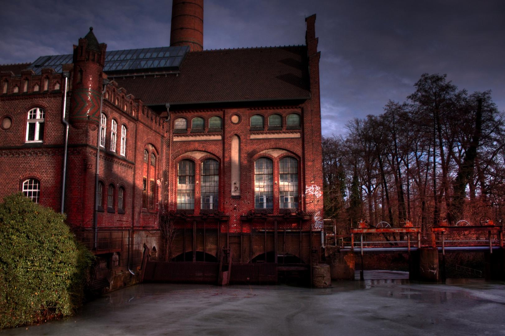 Das alte E-Werk in Cottbus