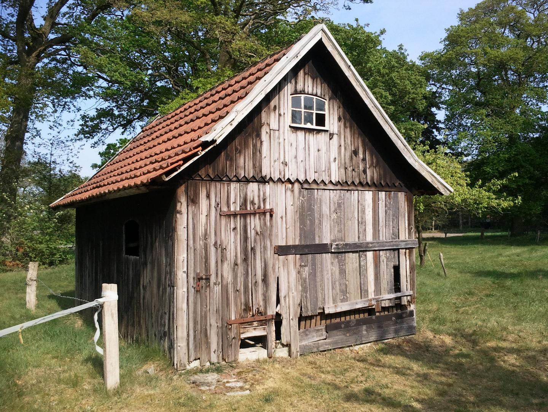Das alte erwürdige Bienenhaus