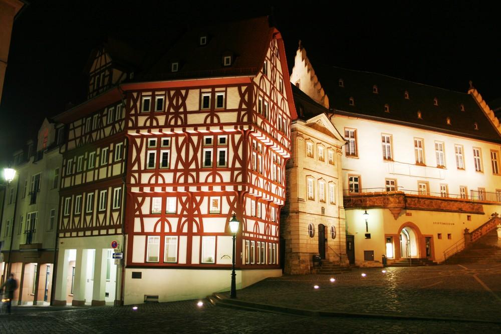 Das alte Fachwerkhaus
