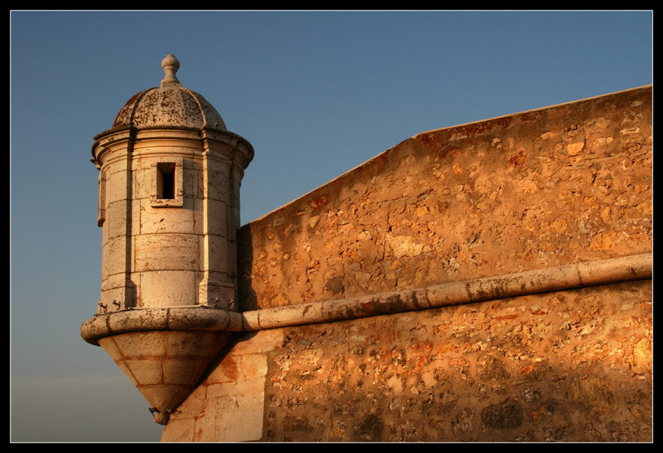 Das alte Fort ...