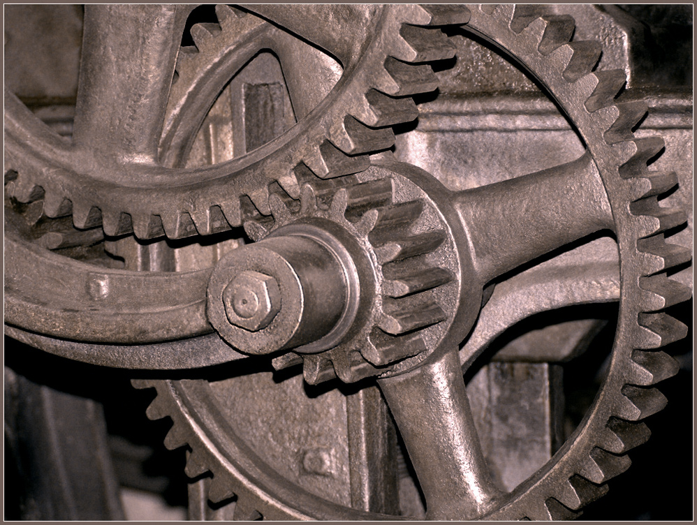 Das alte Getriebe