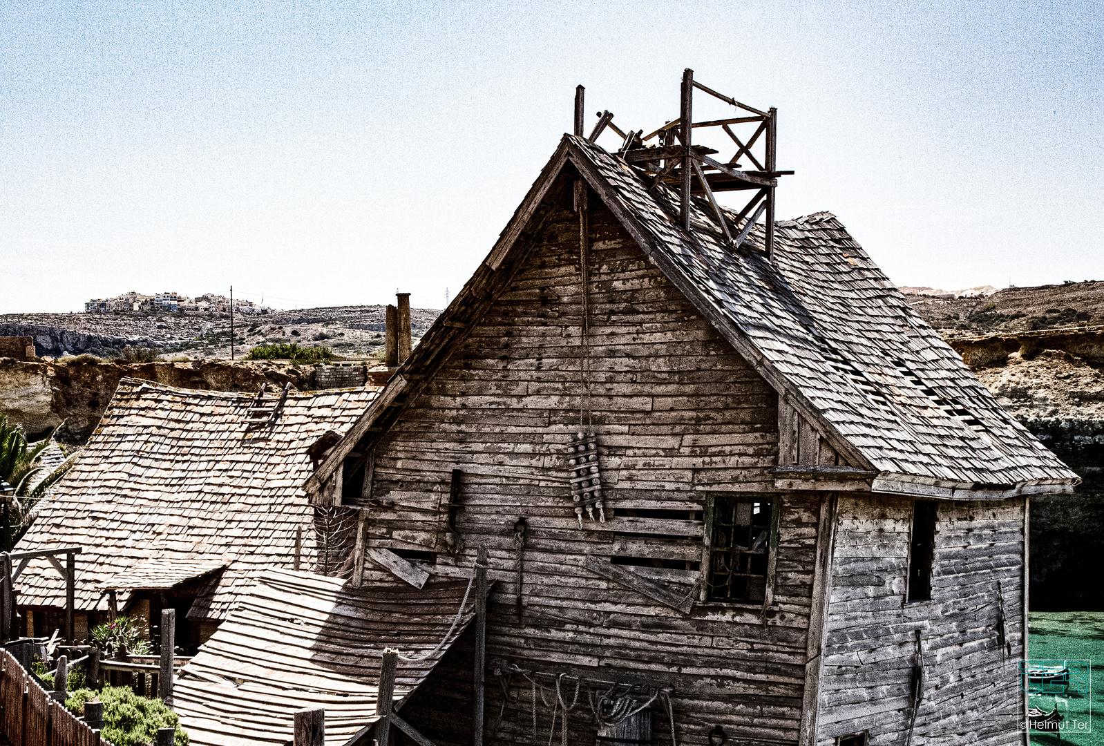Das Alte Haus von Rocky Docky