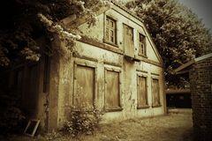 Das Alte Haus von Rocky Docky.........Ostfriesland