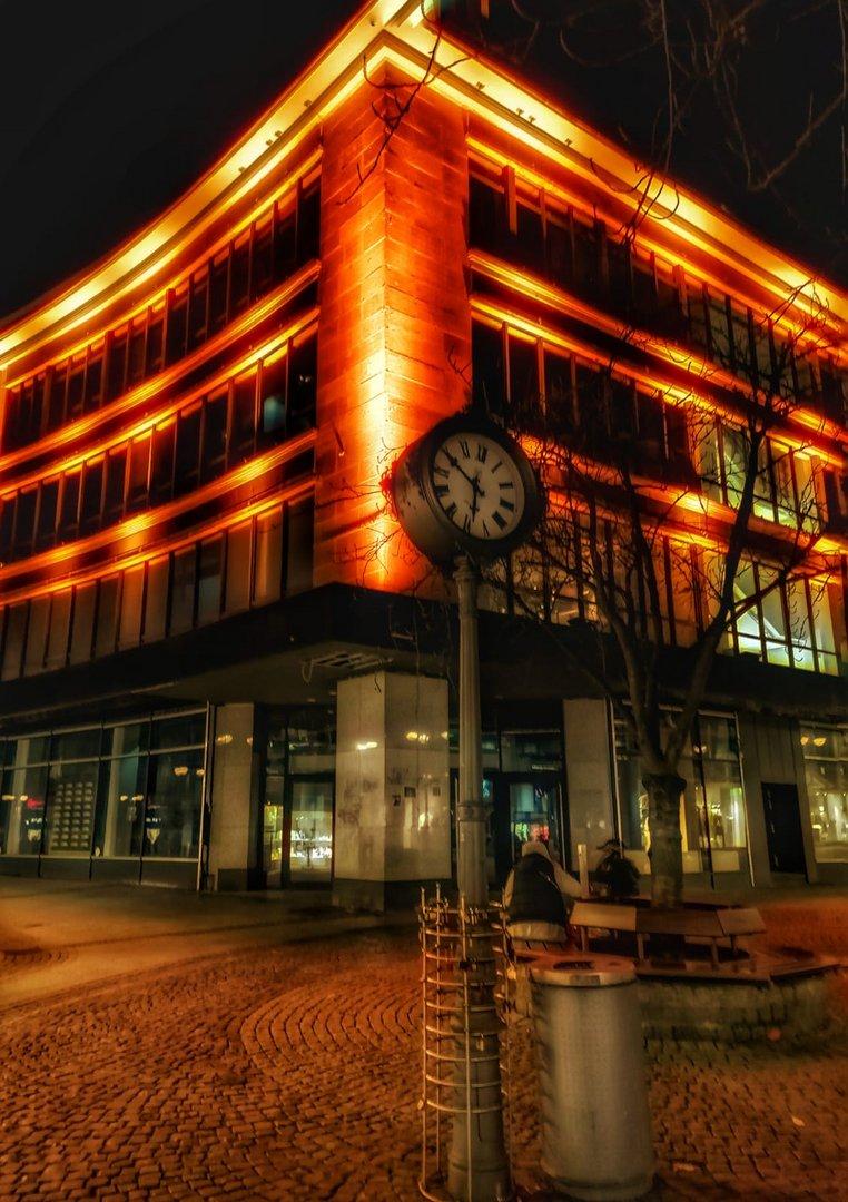 #......,.Das alte Karstadt Haus.......#