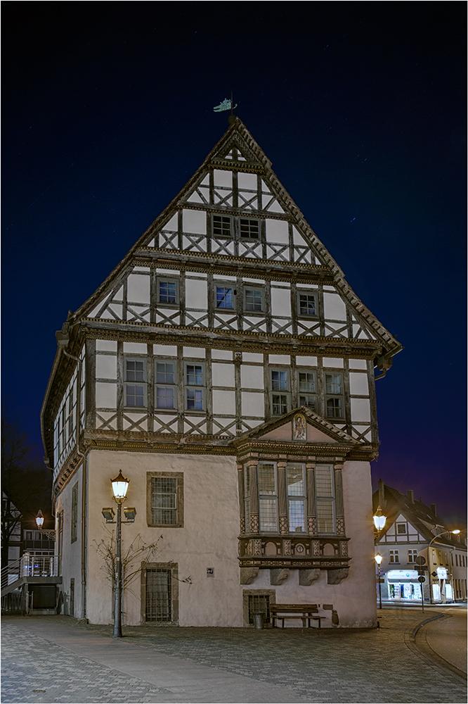Das alte Rathaus in Höxter