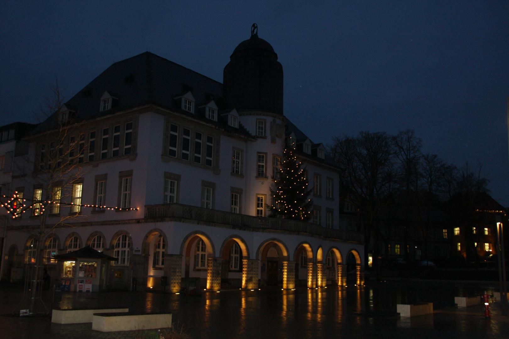 Das Alte Rathaus in Menden