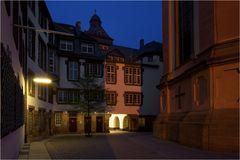 Das alte Rathaus in Worms