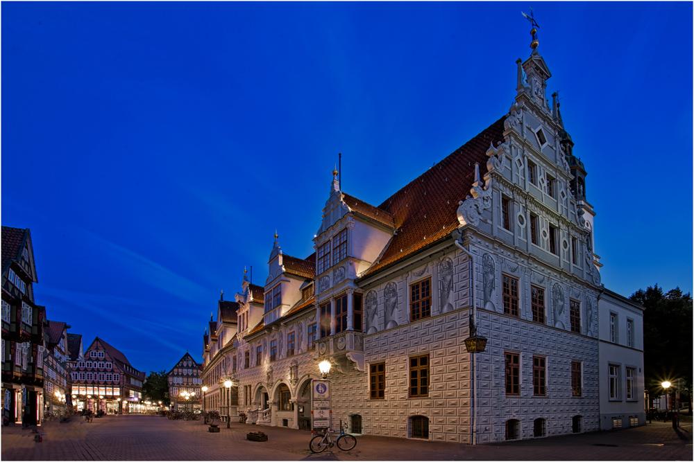 Das alte Rathaus von Celle